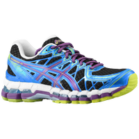 ASICS� GEL-Kayano 20 - Women's - Black / Purple