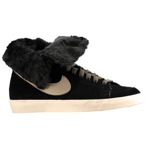 Nike Blazer High Roll LE - Women's - Black/Natural/Bamboo