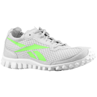 Reebok RealFlex - Women's - Silver / Light Green