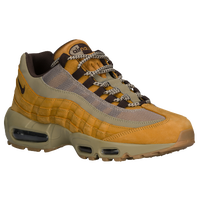 Nike Air Max 95 - Men's - Gold / Brown