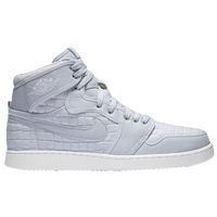 Jordan AJ 1 KO High OG - Men's - Grey / White