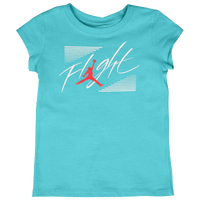 Jordan Flight T-Shirt - Girls' Preschool