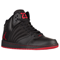 Jordan 1 Flight 4 - Men's - Black / Red