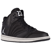 Jordan 1 Flight 4 - Men\u0026#39;s - Black / White