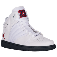 Jordan 1 Flight 4 - Men's - White / Red