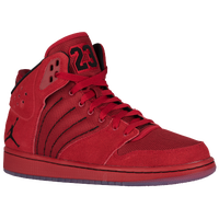 Jordan 1 Flight 4 - Men's - Red / Black