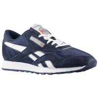 Reebok Classic Nylon - Men's - Black / White