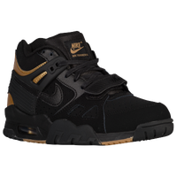 Nike Air Trainer III - Boys' Grade School - Black / Gold