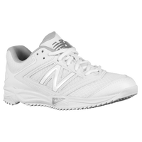 New Balance 4040v1 Turf - Women's - White / Grey