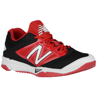 New Balance 4040v3 Turf - Men's - Red / Black