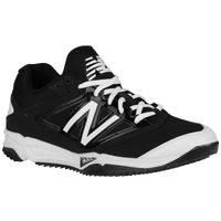 New Balance 4040v3 Turf - Men's - Black / White