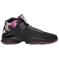 Jordan Super.Fly 4 PO - Men's - Black / Pink