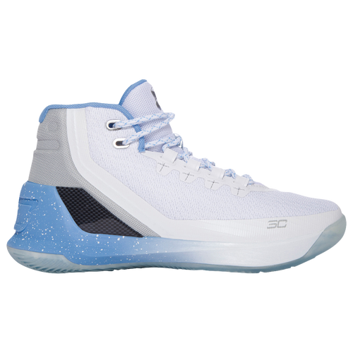 Under Armour Curry 3 - Boys' Grade School - Stephen Curry - White / Light