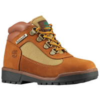 Timberland Field Boots - Boys' Preschool - Tan / Brown