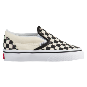 Vans Classic Slip On - Boys' Toddler - Black/True White