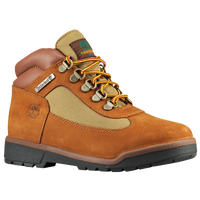 Timberland Field Boot Mid - Boys' Grade School - Tan / Brown