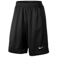 Nike Fastbreak Shorts - Men's - All Black / Black