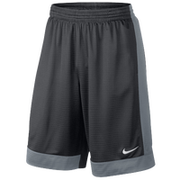 Nike Fastbreak Shorts - Men's - Black / Grey