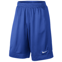 Nike Fastbreak Shorts - Men's - Blue / Blue