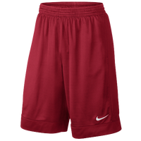 Nike Fastbreak Shorts - Men's - Red / Red