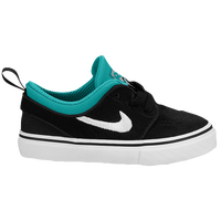 Nike SB Stefan Janoski - Boys' Toddler - Black / White