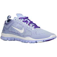 Nike Free 5.0 TR Fit 4 Breathe - Women's - Purple / White
