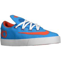 Nike KD Vulc - Boys' Grade School - Blue / Orange