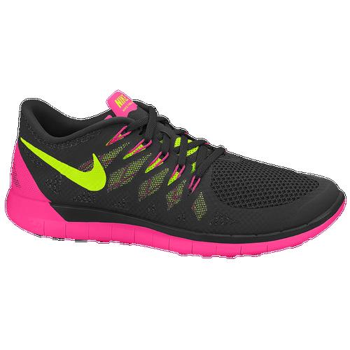 Nike Free 5.0 Womens Black Pink
