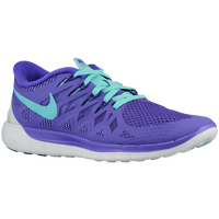 Nike Free 5.0 2014 - Women's - Purple / Light Blue