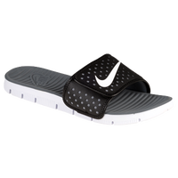 Nike Flex Motion Slide - Men's - Black / Grey
