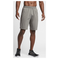 "Nike Fly 9"" Shorts - Men's - Grey / Grey"