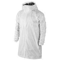 Jordan Retro 7 Pinnacle Jacket - Men's - All White / White