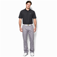 Under Armour Performance Golf Polo 2.0 - Men's - Black / Grey