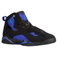 Jordan True Flight - Men's - Black / Light Blue