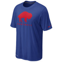Nike NFL Sideline Dri-Fit Legend Elite Top - Men's - Buffalo Bills - Blue / Red