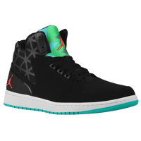 Jordan 1 Flight 3 - Men's - Black / Aqua