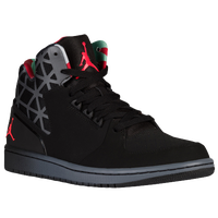 Jordan 1 Flight 3 - Men's - Black / Red