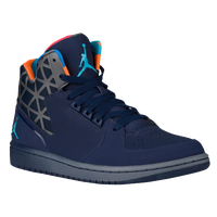 Jordan 1 Flight 3 - Men's - Navy / Light Blue