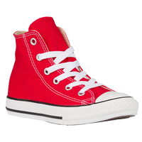 Converse All Star Hi - Boys' Preschool - Red / White