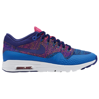 Nike Air Max 1 Ultra - Women\u0026#39;s - Light Blue / Blue