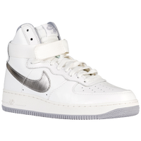 Nike Air Force 1 High - Men's - White / Grey