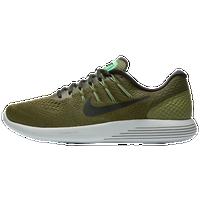 sports shoes c0876 1d36e Nike LunarGlide 8 - Men s - Olive Green   Black