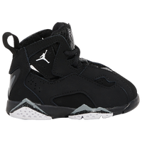 Jordan True Flight - Boys' Toddler - Black / White