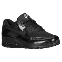 Nike Air Max 90 - Women's - All Black / Black