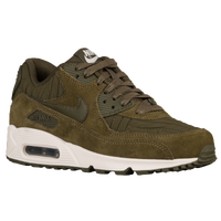 Nike Air Max 90 Women's Olive Green Off White