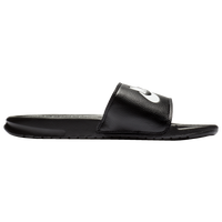 Nike Benassi JDI Slide - Men's - Black / White