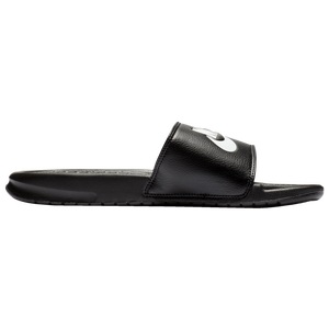 Nike Benassi JDI Slide - Men's - Black/White