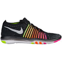 Nike Free Transform Flyknit - Women's - Black / Multicolor