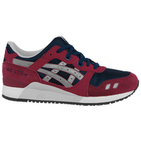 Asics Tiger GEL-Lyte III - Men's - Maroon / Grey