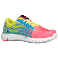 Reebok Z Run - Girls' Grade School - Pink / Light Blue